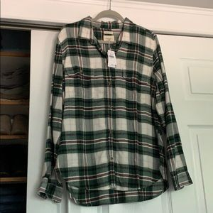 American Eagle AEO AHH-MAZINGLY soft flannel XL